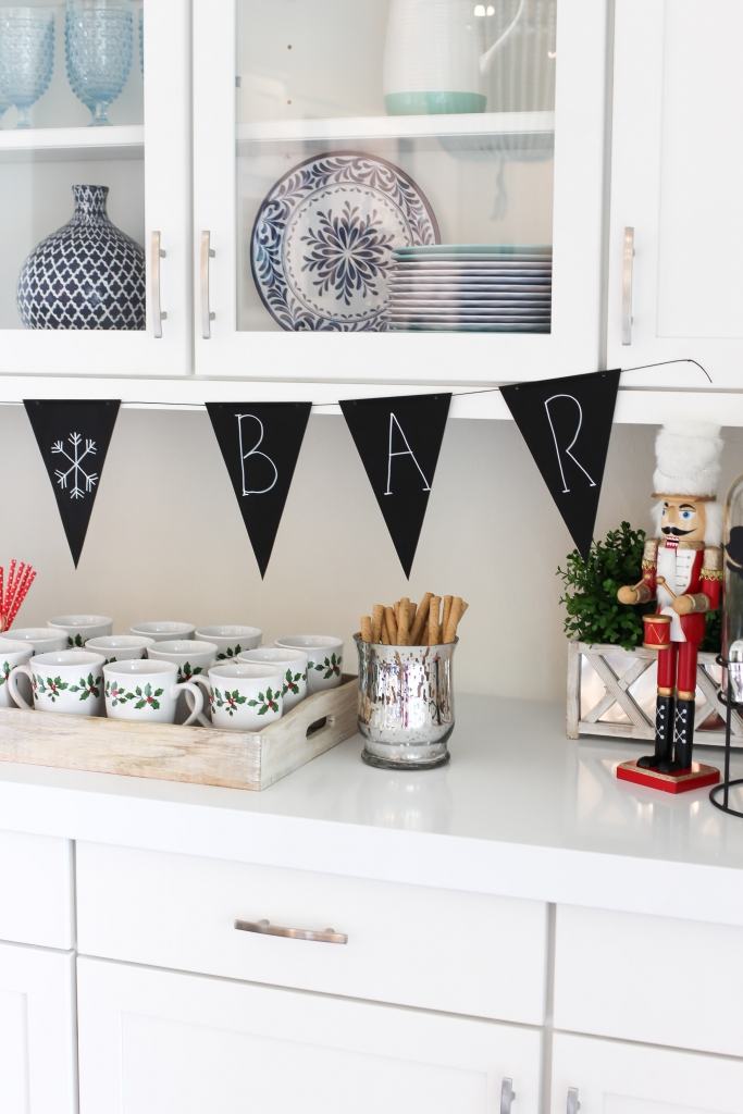 Simply Sutter - DIY cocoa party