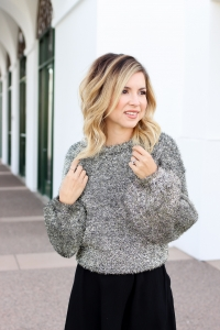 Simply Sutter - Sparkle Sweater - NYE - Nordstrom