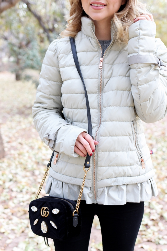 Simply sutter - puffer coat outfit - puffer coat style
