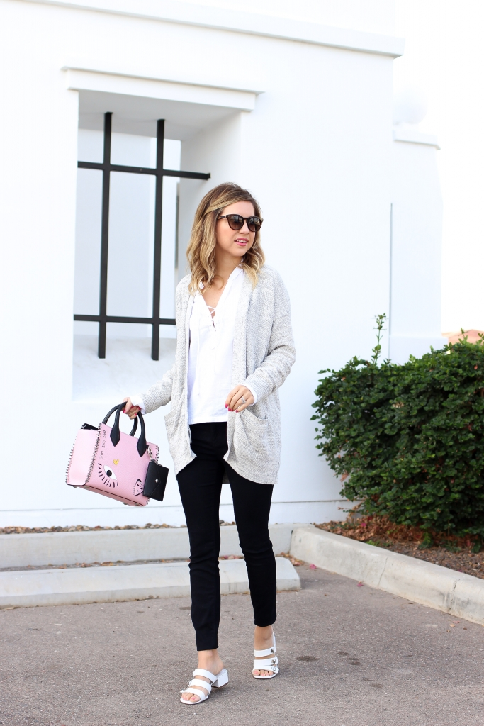 Simply Sutter - Cardigan Outfit - Laid Back Look - Casual Style