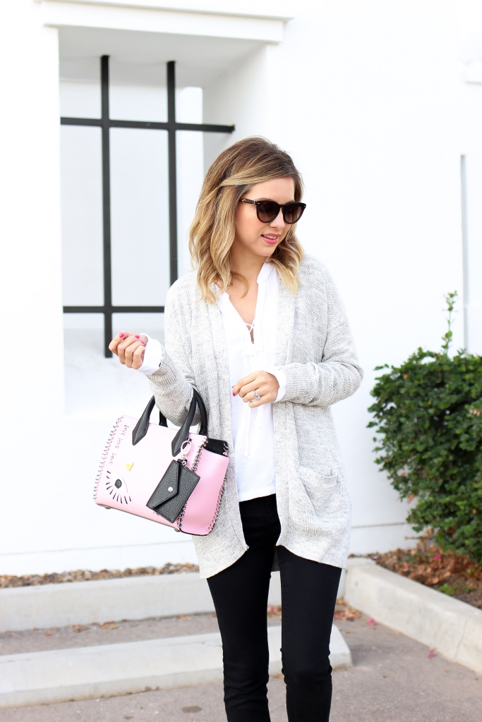 Simply Sutter - Laid Back - Cardigan look