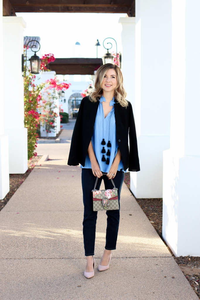Simply Sutter - Spring style - tassel top - how to style