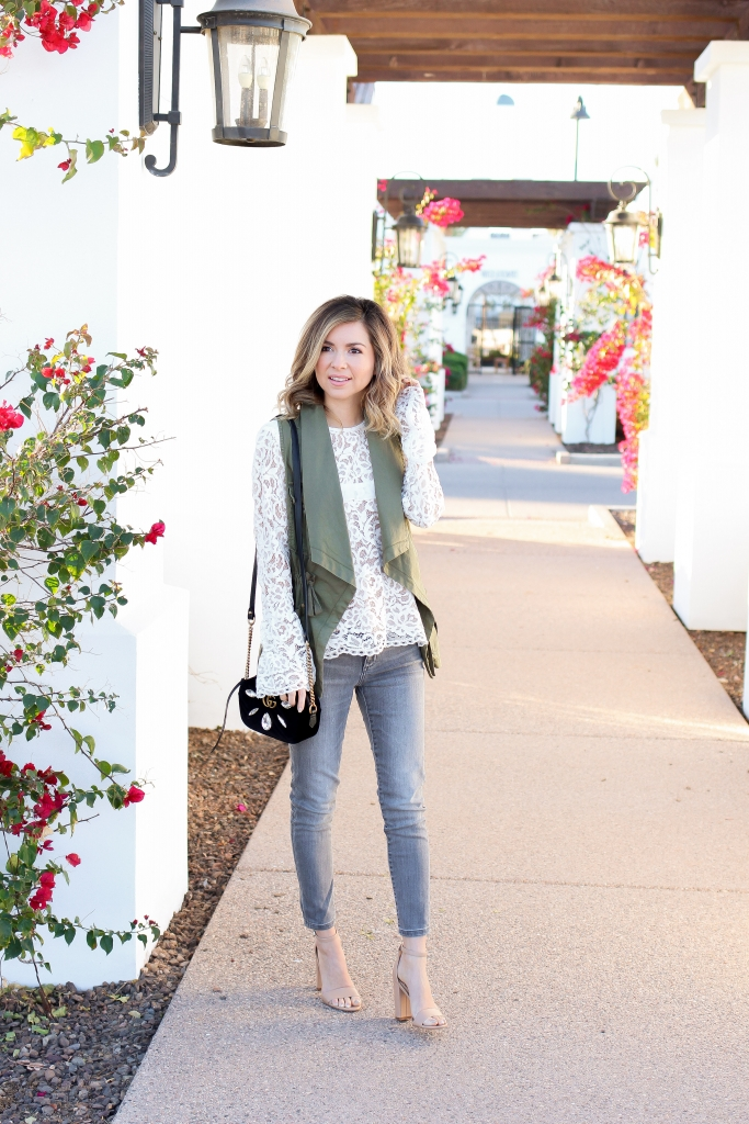 Simply Sutter - Spring look - cargo vest - casual style