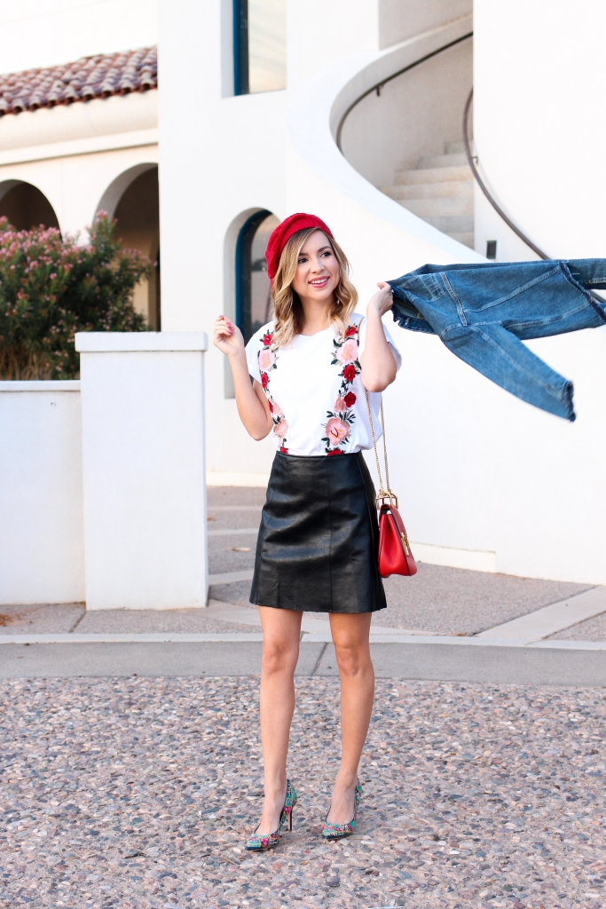 Simply Sutter - Spring Style - Floral outfit - Spring style - street style