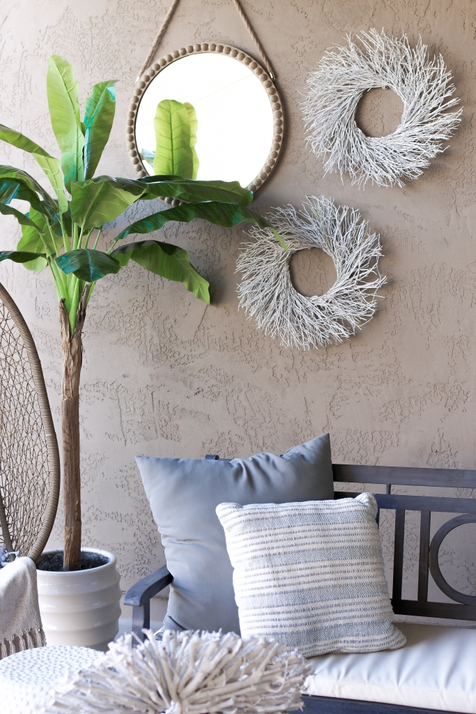 Simply Sutter - Coastal Decor - At Home - Patio