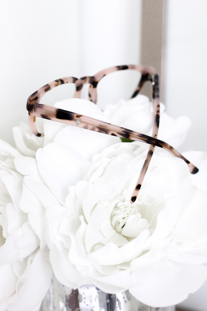 Simply Sutter - Glasses - Coastal - Pink Glasses