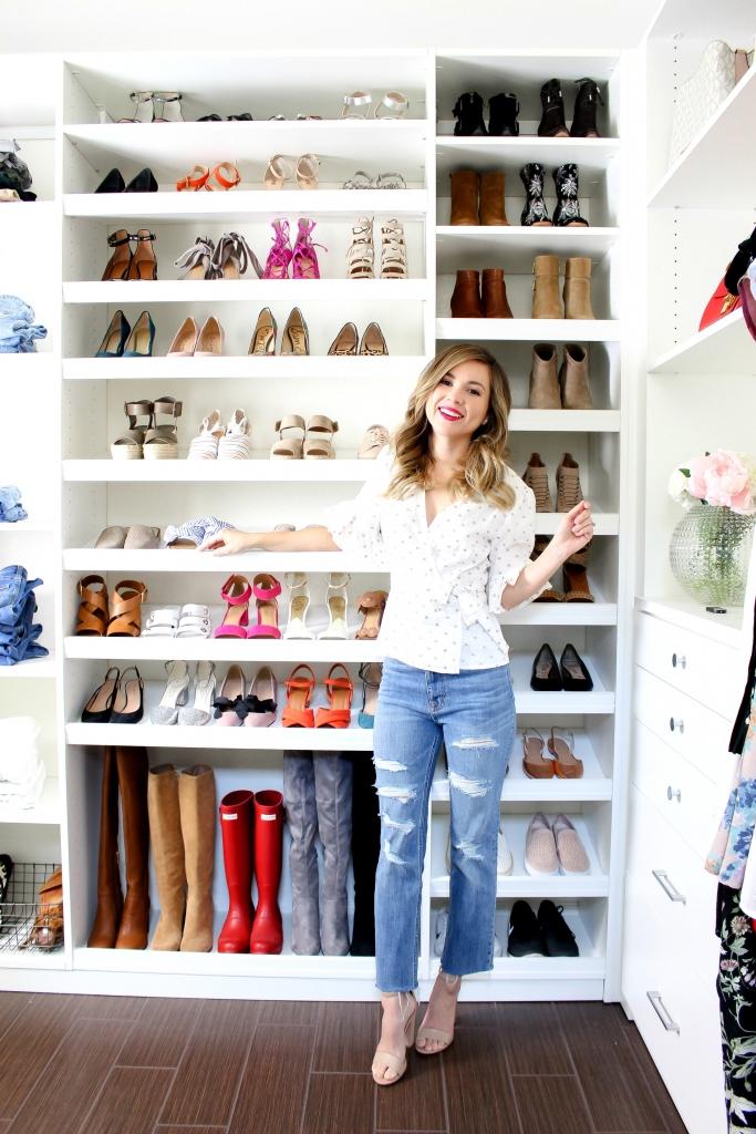 Simply Sutter - California Closets - Master Closet