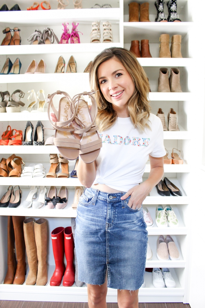 Simply Sutter - closet - may - spring style - closet faves