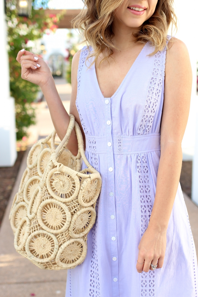 Simply Sutter - Lilac Dress - Lavender Dress - Spring Dress - Target style - Casual Dress