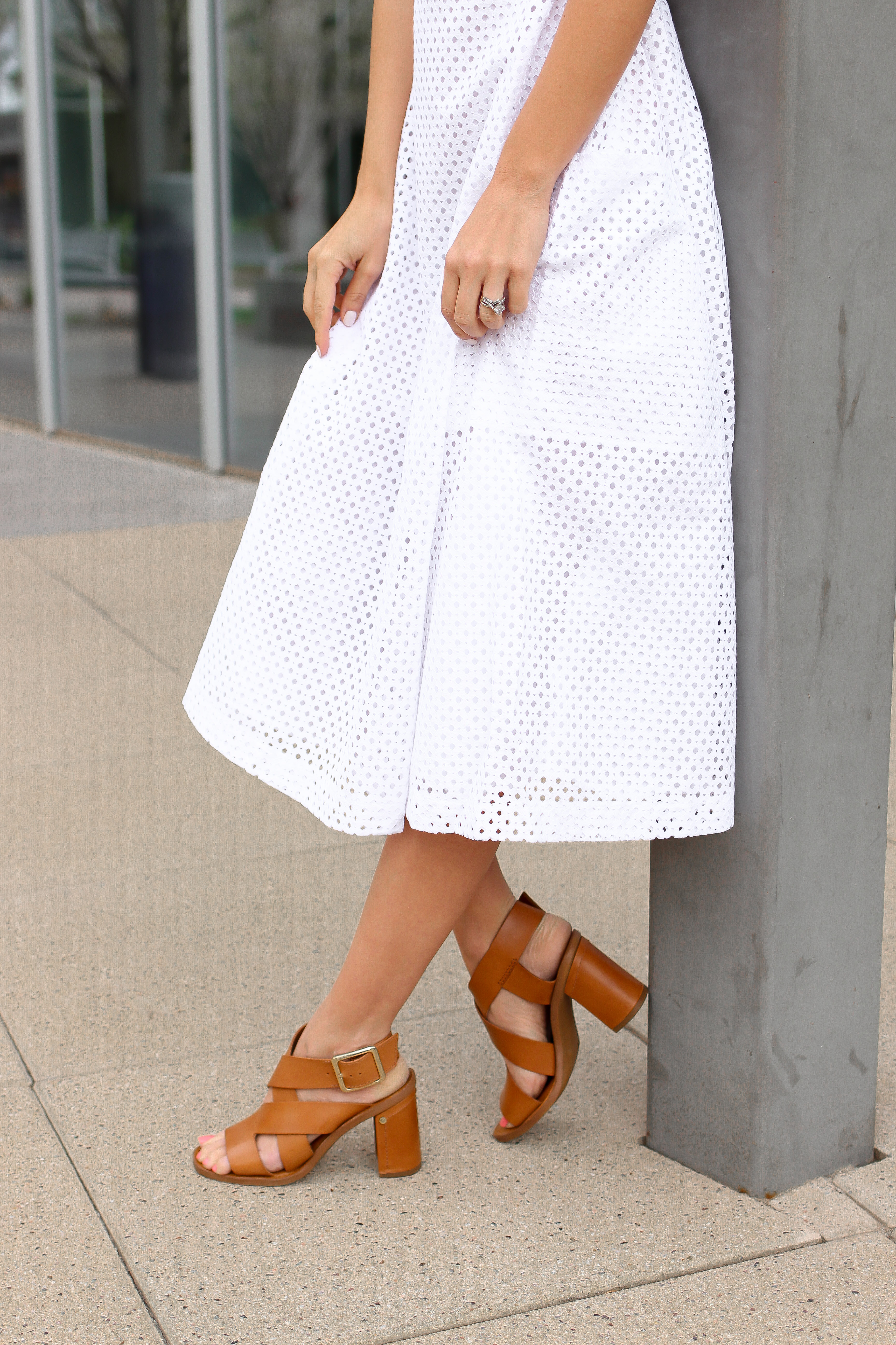 0958cd2cd Simply Sutter – Banana Republic – White Dress – Summer Dress – White Dress  outfit _2846