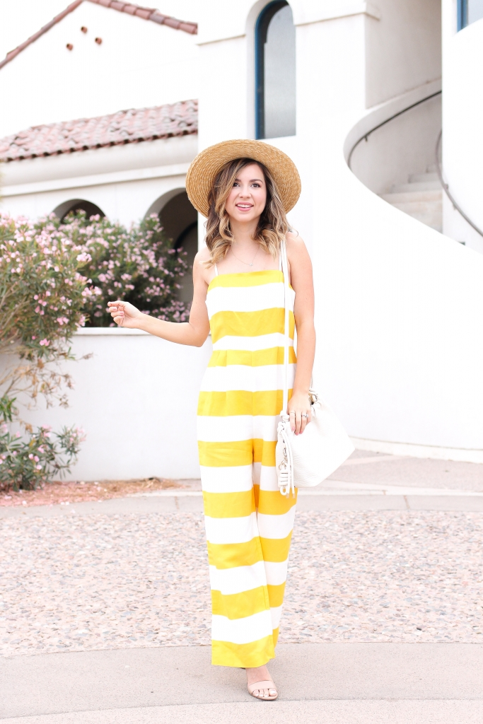 Simply Sutter - Jumpsuit - Stripe jumpsuit - summer style