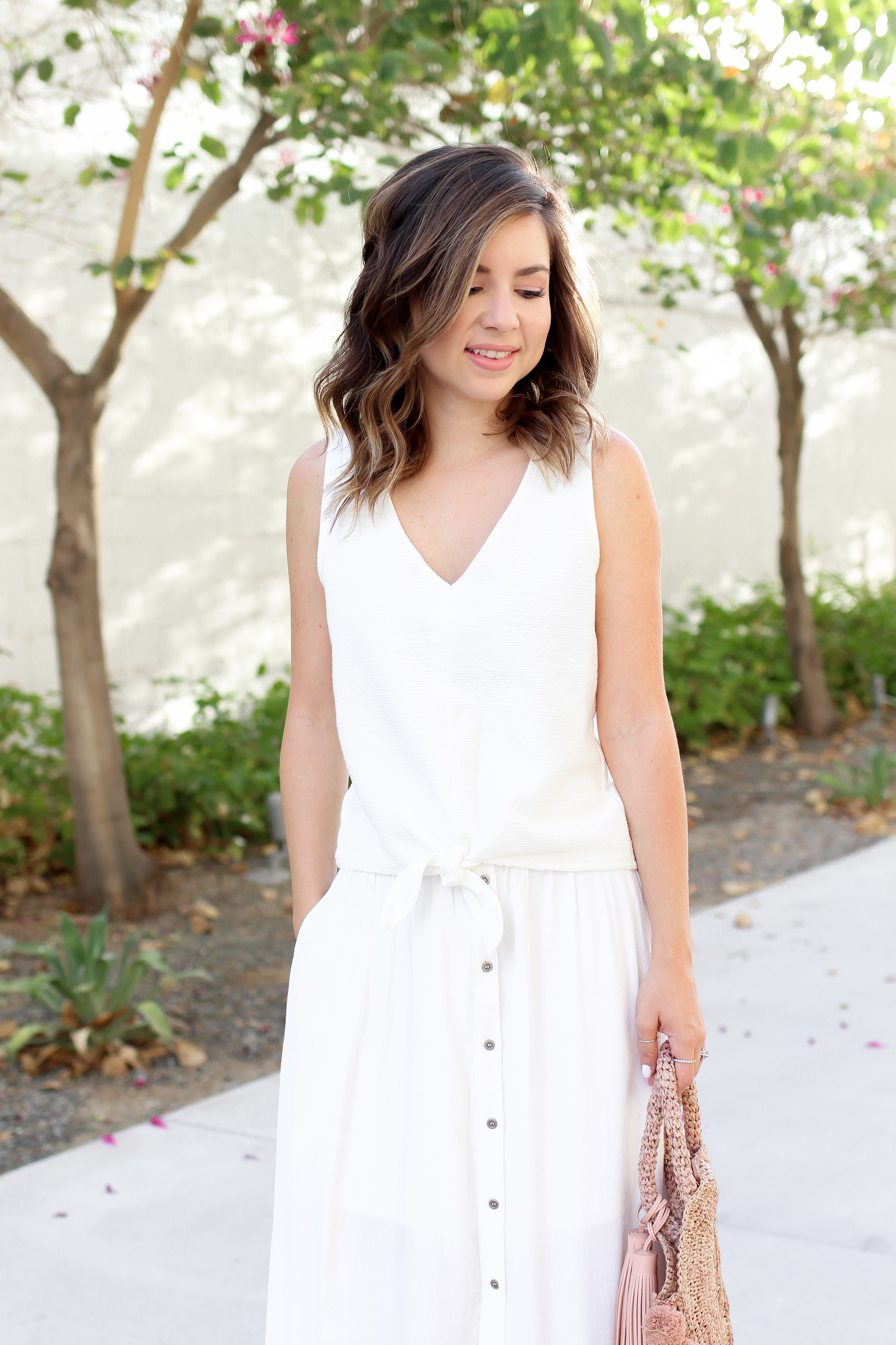 Simply Sutter - Madewell - White maxi - Summer look - best fashion outfit