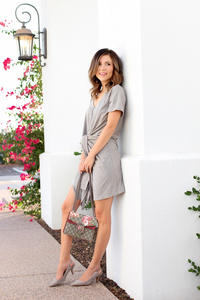 Simply Sutter - Casual Dresses - Casual outfit - fall dresses - grey dress