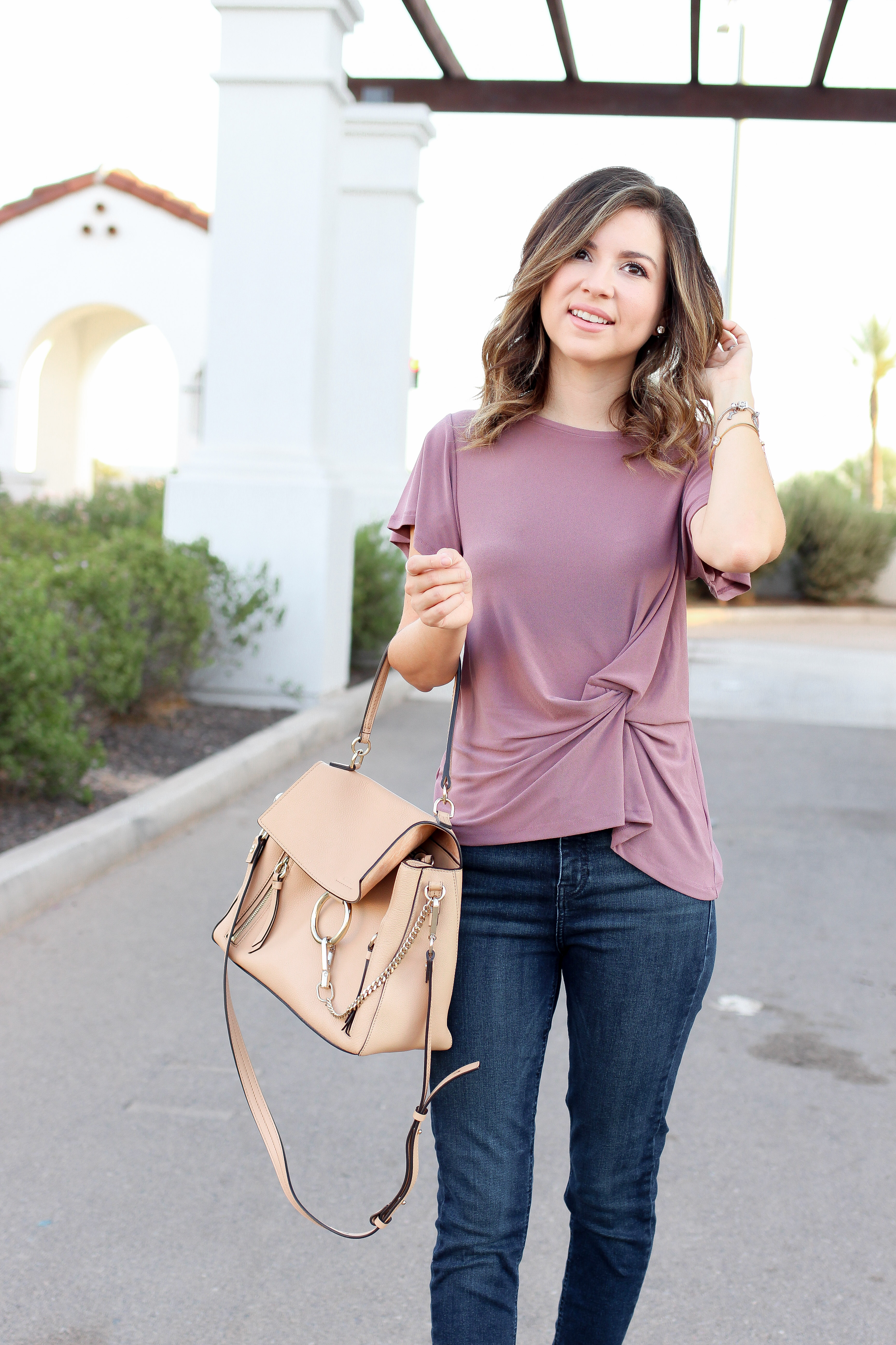 Simply Sutter - Mauve - Fall Style - Fall outfit - fall sandals