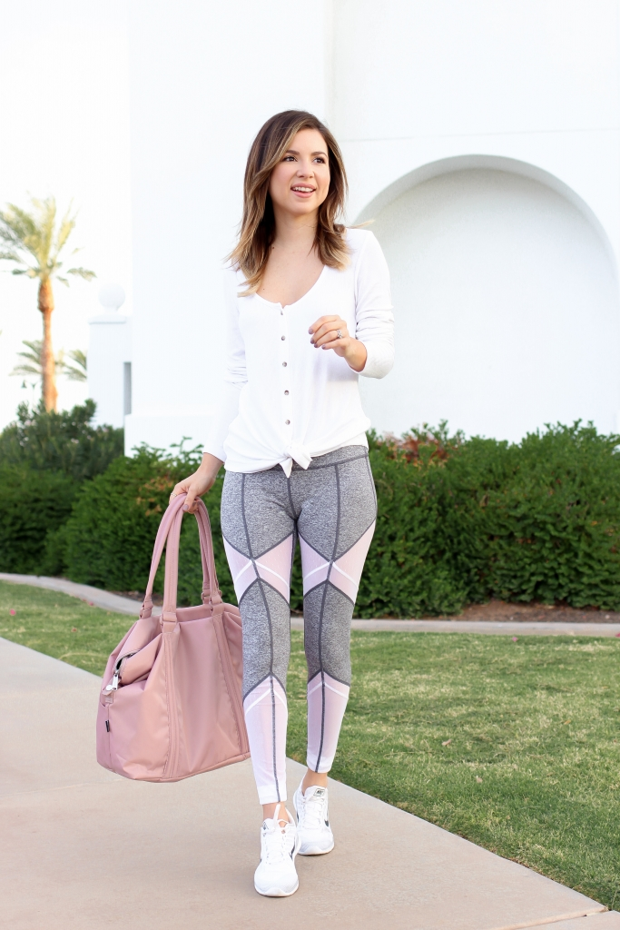 simply sutter - athletic outfit - leggings