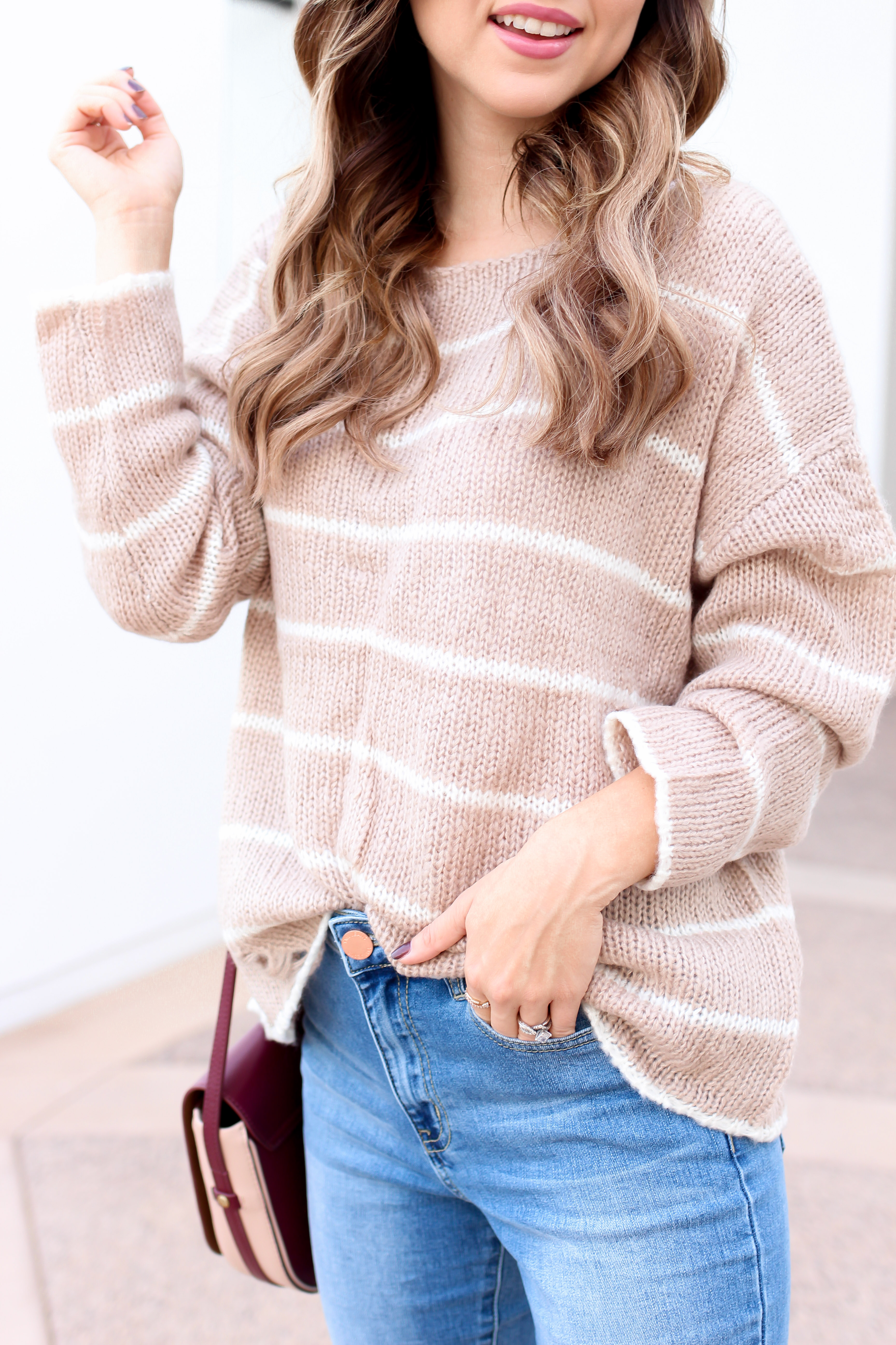 Sweater Weather - sweater trends - simply sutter - stage - fall look