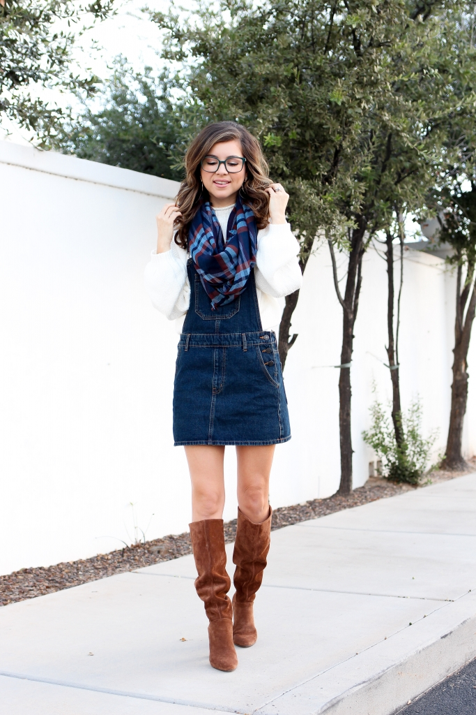 fall glasses - how to style glasses - fall fashion - simply sutter