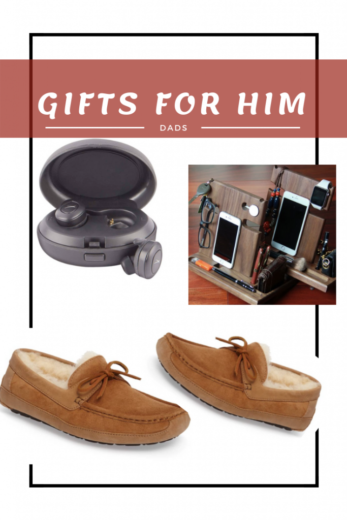 holiday gift guide for him - gift guide for dad - christmas gift guides