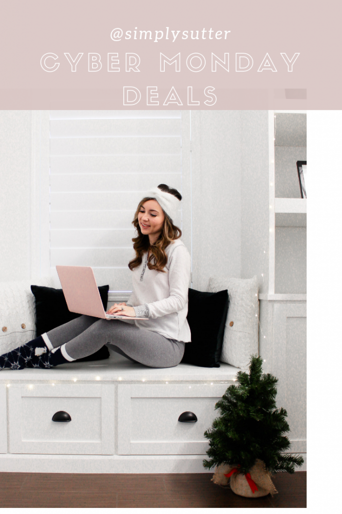cyber monday deals - best cyber monday deals - simply sutter