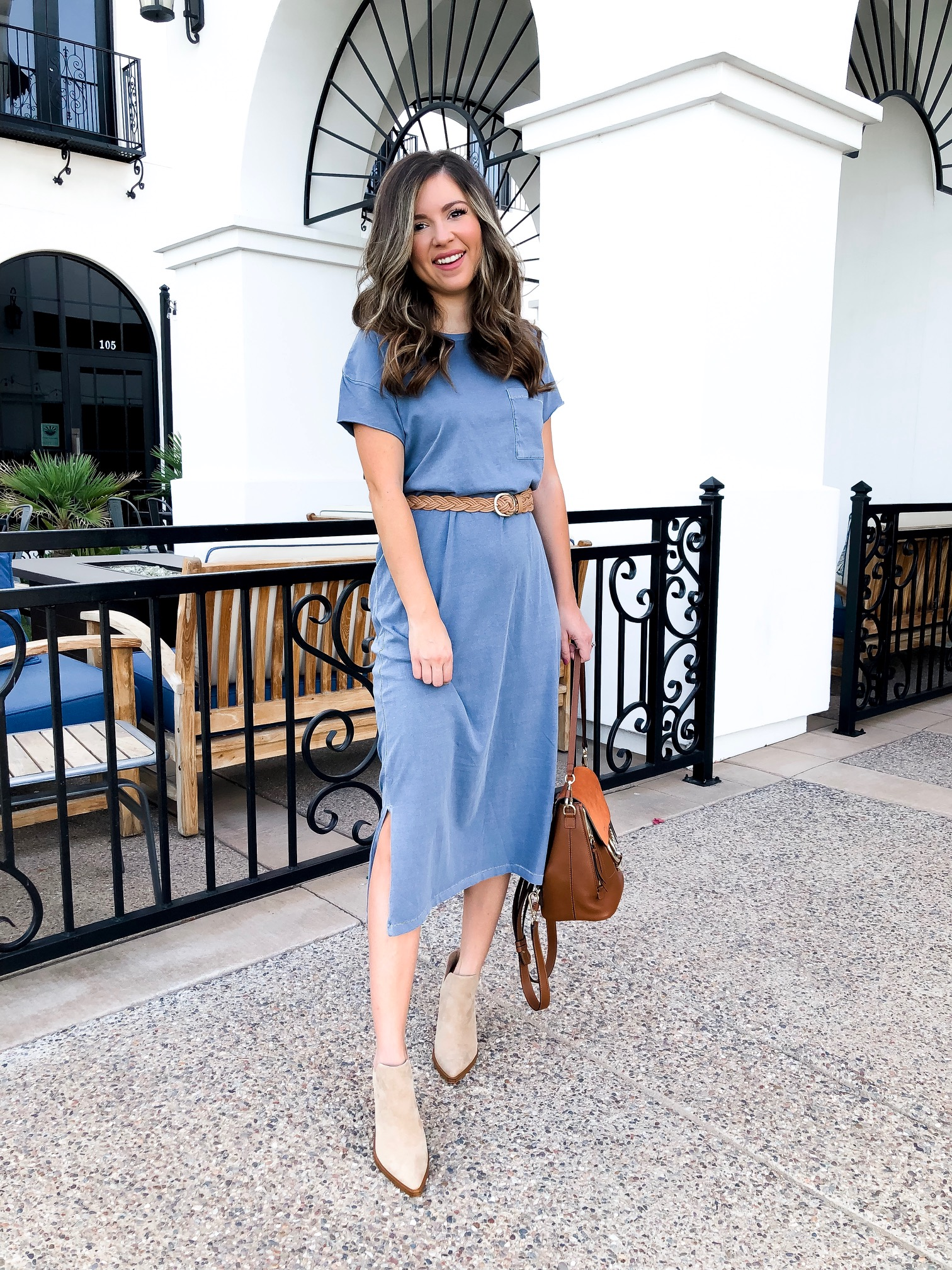 tee dress fall fashion